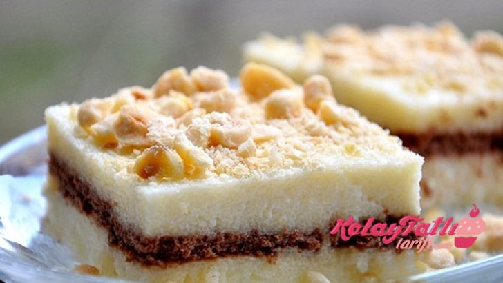 Sütlü Bisküvili İrmik Tatlısı Tarifi