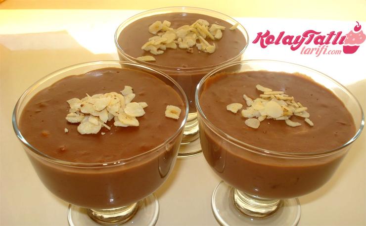cikolatali sutlac