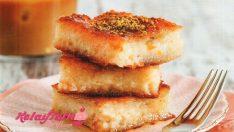 Bayat Ekmek Tatlısı Tarifi