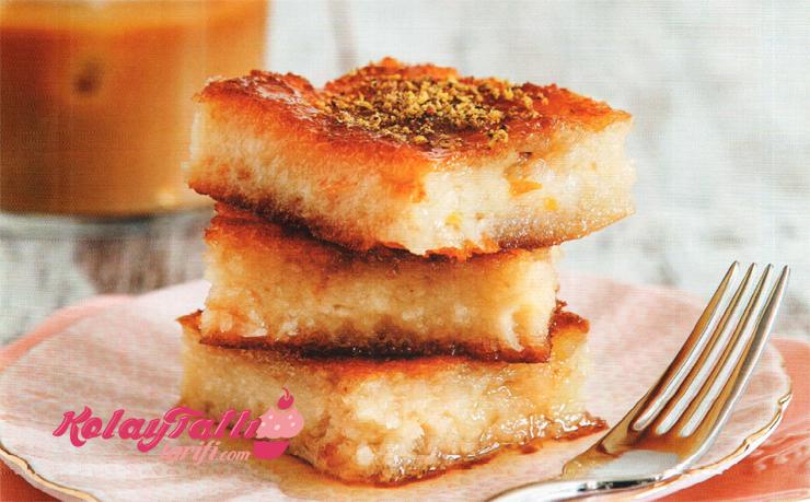 bayat ekmek tatlisi