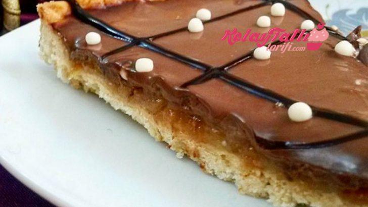 Çikolatalı Mousseli Tart Tarifi
