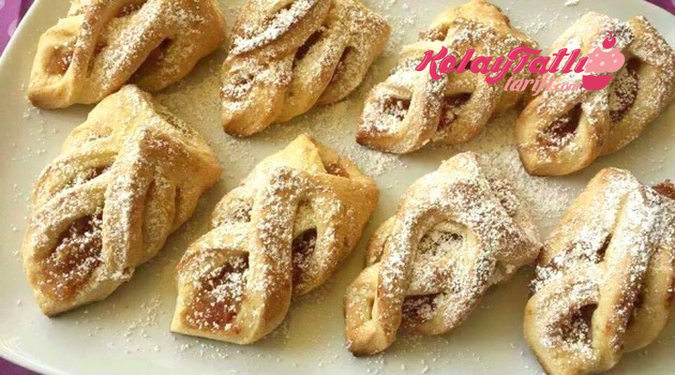 elmali kafes kurabiye