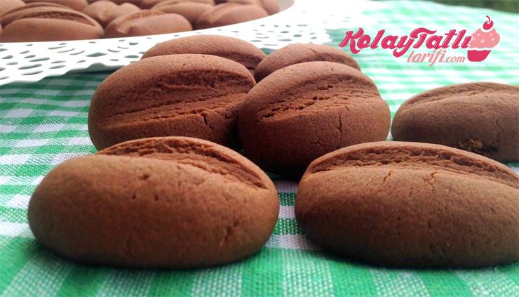 kahve cekirdegi kurabiye