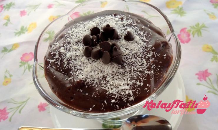 kakaolu diyet puding