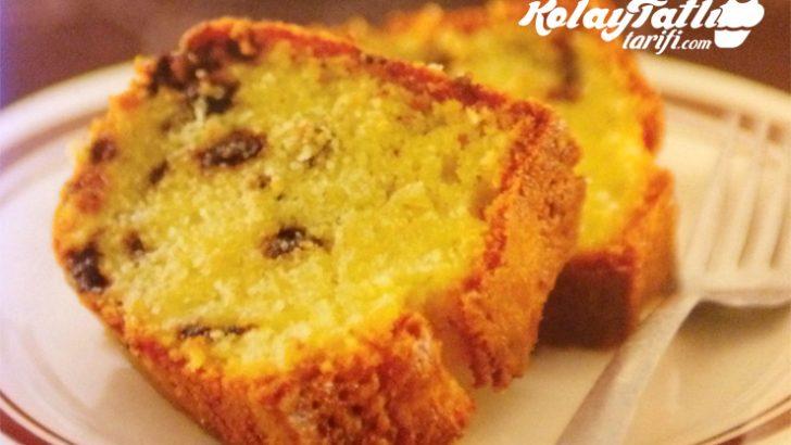Parça Çikolatalı Kek Tarifi