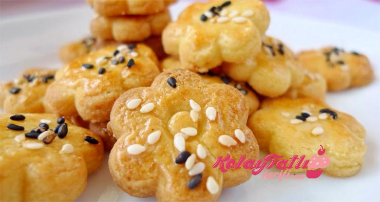 bayatlamayan tuzlu kurabiye