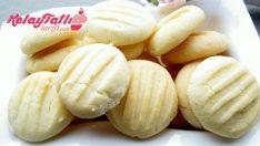 Margarinsiz Un Kurabiyesi Tarifi