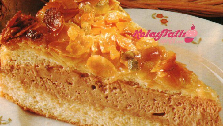 Fındık Kremalı Pasta Tarifi