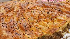 Hazır Yufkadan Kol Böreği Tarifi