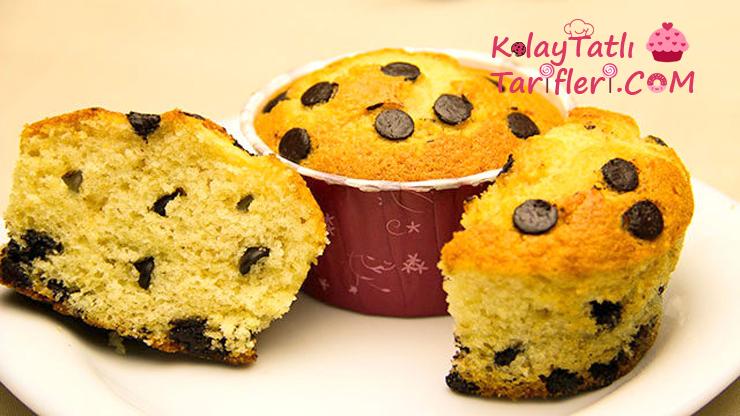 damla cikoltali muffin
