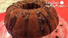 Nişastalı Nutellalı Kek Tarifi