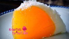 Devekuşu Yumurtası Tatlısı Tarifi