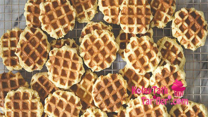 Waffle Kurabiye
