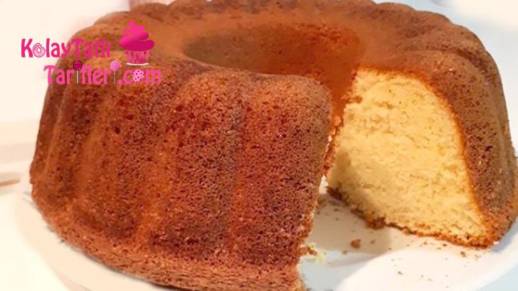 pamuk gibi sade kek