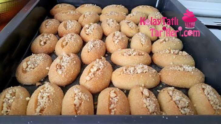 Nefis Badem Tatlısı