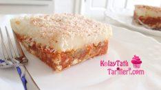 Bisküvili Havuç Pastası