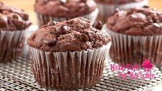 Bol Çikolatalı Muffin