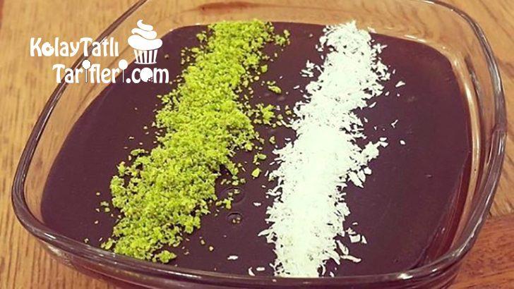 Pastane Usulü Krem Şokola