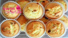 Kuru Üzümlü Top Kek