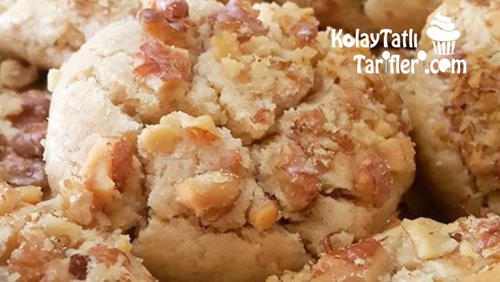 tereyagli tahinli kurabiye