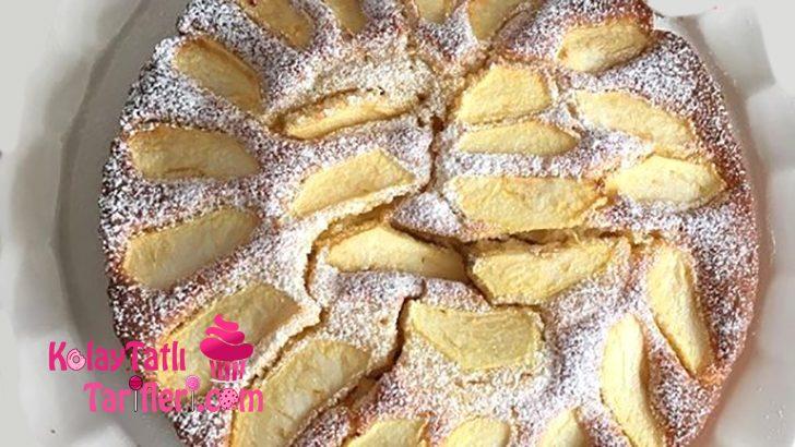 Üstü Elmalı Kek