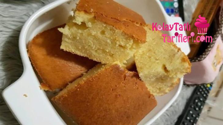 borcamda pamuk kek