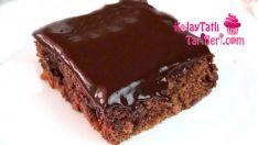 Çikolata Soslu Tepsi Keki
