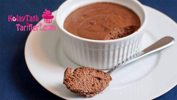 Köpük Çikolata