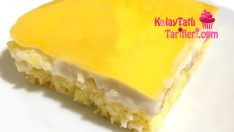 Portakal Soslu Kolay Pasta