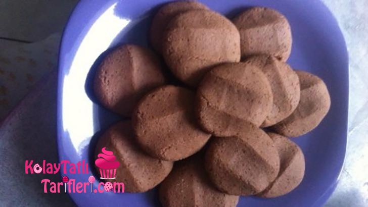 uc malzemeli nutellali kurabiye