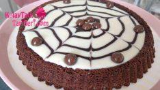 Turta Kalıbında Kremalı Kek