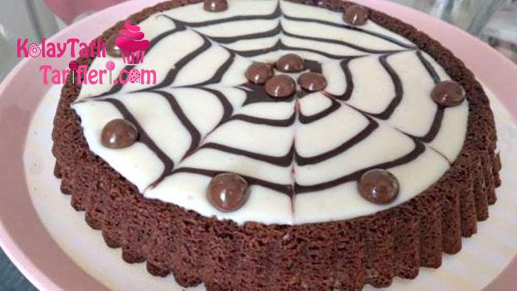 turta kalibinda kremali kek