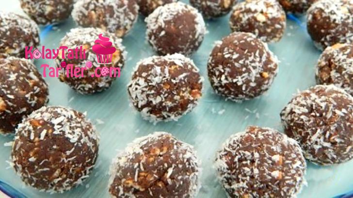 kakaolu biskuvi toplari