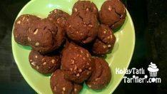 Fındıklı Çikolatalı Kurabiye