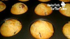 Mısır Unlu Kirazlı Muffin