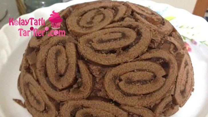 Rulo Kekten Kümbet Pasta