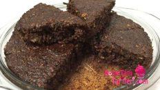 Yulaflı Kakaolu Kek