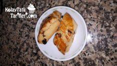 Kuru Üzümlü Pastane Kurabiyesi