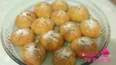 Portakallı Şerbetli İrmik Tatlısı