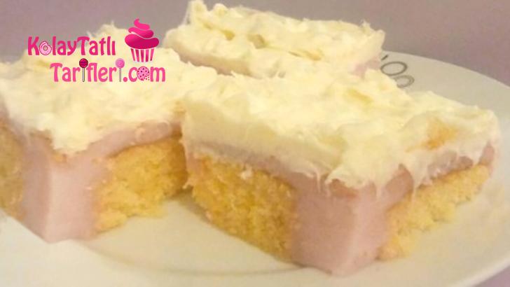 cilekli poke kek