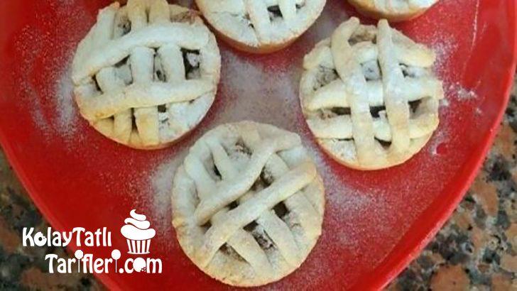 Elmalı Mini Tart