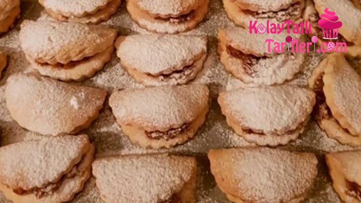 pastane usulu elmali kurabiye