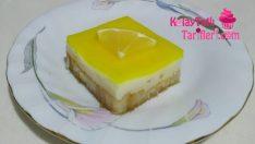 Limonlu Etimek Tatlısı