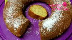 Ballı Muzlu Kek