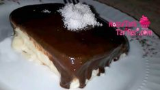 Çikolata Soslu Muhallebi