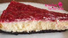 Oreolu Meyve Soslu Cheesecake