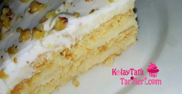 Tavuk Göğsü Pastası