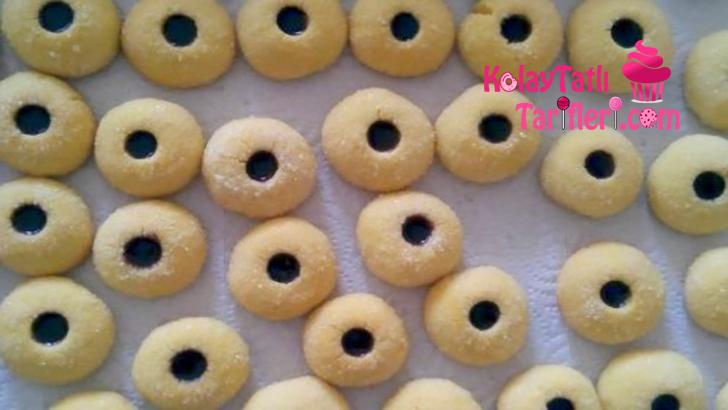 mini kurabiyeler