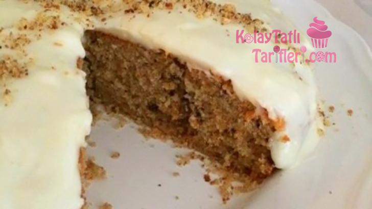 muhallebili havuclu tarcinli kek