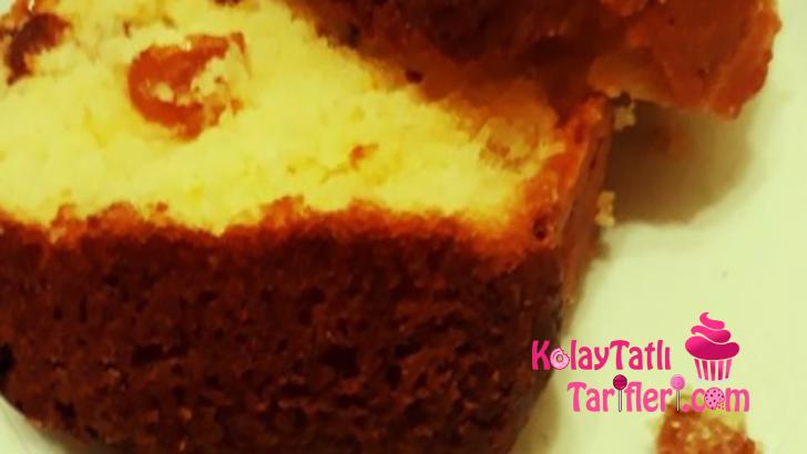 portakalli kuru uzumlu kek